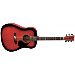 GEWApure Akustická kytara vgs D-1