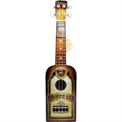 UKULELE BROWN ALE ROMANZA