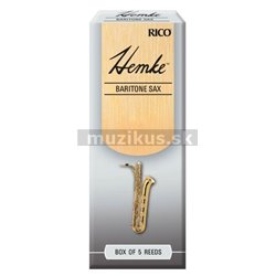RICO RHKP5BSX350 Hemke - Bari Sax Reeds 3.5 - 5 Box