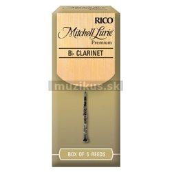 RICO RMLP5BCL150 Mitchell Lurie Premium - Bb Clarinet 1.5 - 5 Box
