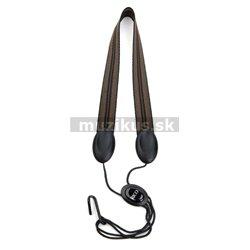 RICO SJA03 Fabric Sax Strap with Metal Hook - Jazz Stripe 2