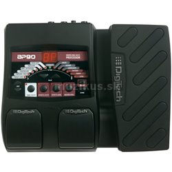 DIGITECH BP90, Basový digitální procesor vč. pedálu, adaptéru