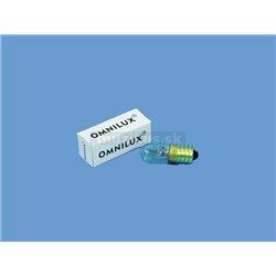 230V/7W mliečna žiarovka E14 Omnilux