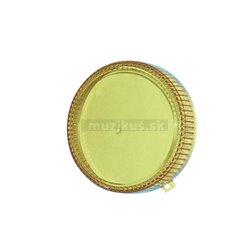 Techno strobe filtr, žlutý