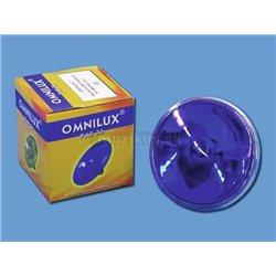 PAR 36 6V/30W Omnilux modrý