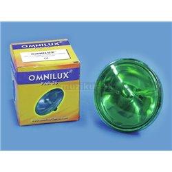 PAR 36 6V/30W Omnilux zelený