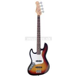 Stagg B300LH-SB, basgitara, ľavoruká
