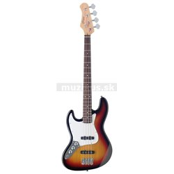 Stagg B300LH-SB, baskytara, levoruká