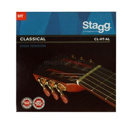 Stagg CL-HT-AL, sada strún pre klasickú gitaru