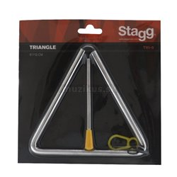 Stagg TRI-6, triangel, 6 ""