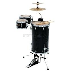 Dimavery CDS bicí sada, černá