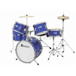 Dimavery JDS-305 dětská bicí sada, modrá