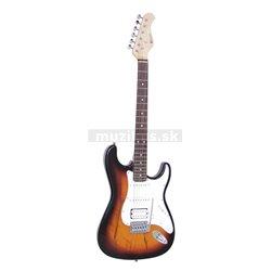 Dimavery ST-312, elektrická gitara, sunburst