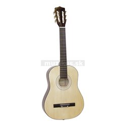 Dimavery AC-303 klasická kytara 1/2, přírodní