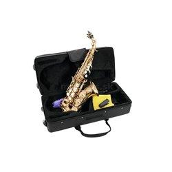 Dimavery SP-20 B soprán saxofón, zahnutý