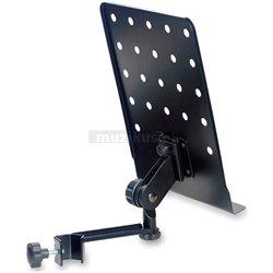 Stagg MUS-ARM 1, notový pult k upevnění na mikrofonní stojan