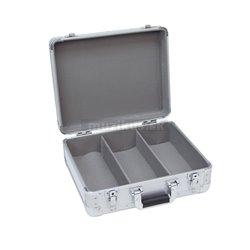 CD Case Alu Digital/Booking strieborný
