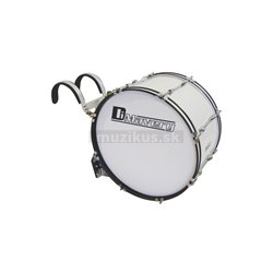 "Dimavery MB-422, pochodový basový buben, 22"" x 12"""