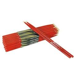 Dimavery DDS-5A paličky pro bicí, javor, červené