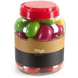 Stagg EGG-box1, mix 40ks vajíčok