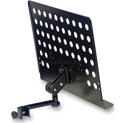 Stagg MUS-ARM 2, notový pult k upevnění na mikrofonní stojan