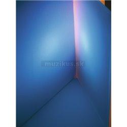 Dichrofiltr 165 x 132 mm, mléčný, modrý