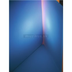 Dichrofiltr 165 x 132 mm, mliečny, modrý