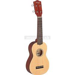 Stagg US60-S, sopránové ukulele
