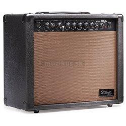 Stagg 40 AA R, kombo pro el. akustickou kytaru, 40W