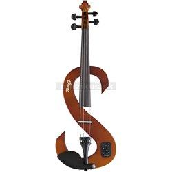 Stagg EVN 4/4 VBR, elektrické housle