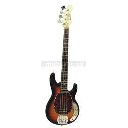 Dimavery MM-501 E-Bass, tobacco, basgitara