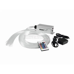 FIB 206 optické vlákno, 1x 3W LED, RGB, SC, FC, ??2m