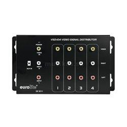 Eurolite VSD-104 video distribútor
