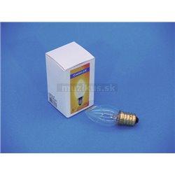 12V/5W E-14 sviečková žiarovka Omnilux