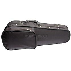 Stagg HGB2UK-B, lehký kufr pro barytonové ukulele