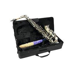 Dimavery SP-30 Es alt saxofón, vintage