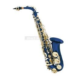 Dimavery SP-30 Es alt saxofón, modrý