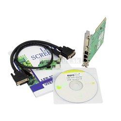 Vysílací karta pro LED Flexi Curtain