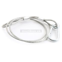 Safety cable 80cm x 2mm