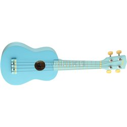 Stagg US, ocean, sopránové ukulele, modré