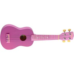Stagg US, violet, sopránovej ukulele, fialové