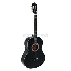 Dimavery AC-303 klasická gitara, čierna