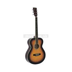 Dimavery AW-303 westernová gitara, sunburst