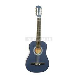 Dimavery AC-303 klasická gitara 1/2, modrá