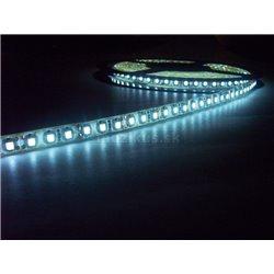 LED páska SMD3528, studená biela, 12V, 1m, IP54, 120 LED/m