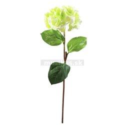 Hortenzie vetvička, zelená, 76cm