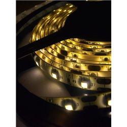 LED páska SMD5050, teplá bílá, 12V, 1m, 60 LED/m
