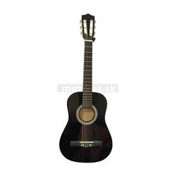 Dimavery AC-303 klasická gitara 1/2, čierna