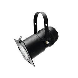Eurolite LED PAR-30 COB RGB reflektor 30W, čierny