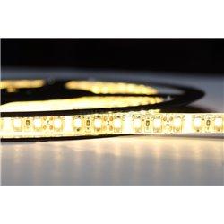 LED páska SMD3528, teplá biela, 12V, 1m, IP54, 120 LED/m